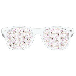 Chi Yum Yum retro sun glasses Party Sunglasses