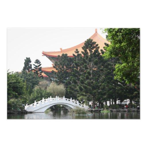 Chiang Kai-shek Memorial Park, Taipei City, Taiwan Photo