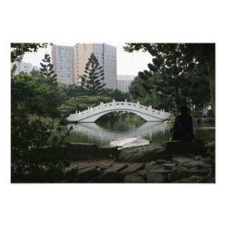 Chiang Kai-shek Memorial Park, Taipei City, Taiwan Photographic Print
