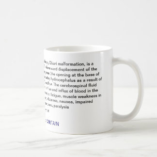Chiari Definition Coffee Mug