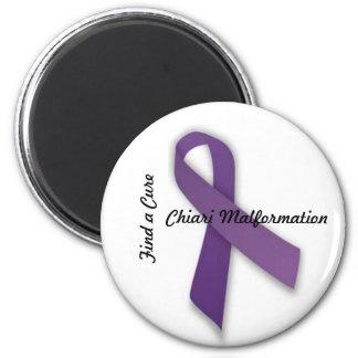 Chiari Malformation Awareness Magnet