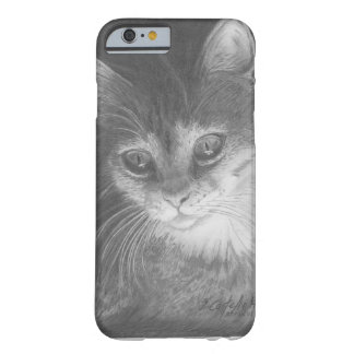 Chiaroscuro Cat iPod Case ~CHStudios.net