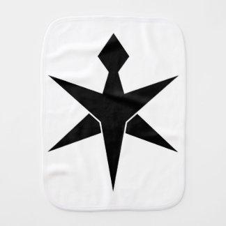 CHiBA SYMBOL Burp Cloth
