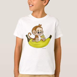"""Chibi BANANA MONKEY"" Shirt"