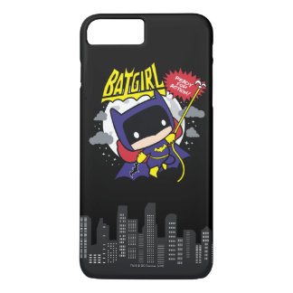 Chibi Batgirl Ready For Action iPhone 7 Plus Case