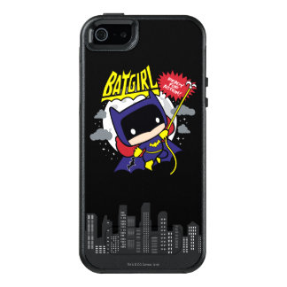 Chibi Batgirl Ready For Action OtterBox iPhone 5/5s/SE Case