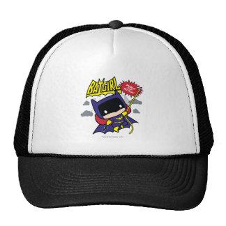 Chibi Batgirl Ready For Action Trucker Hat