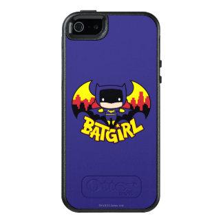 Chibi Batgirl With Gotham Skyline & Logo OtterBox iPhone 5/5s/SE Case