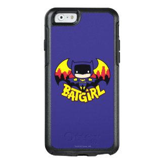 Chibi Batgirl With Gotham Skyline & Logo OtterBox iPhone 6/6s Case