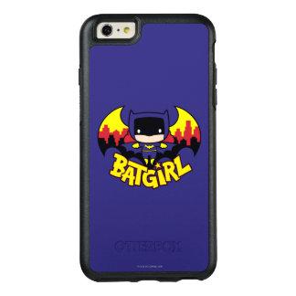 Chibi Batgirl With Gotham Skyline & Logo OtterBox iPhone 6/6s Plus Case