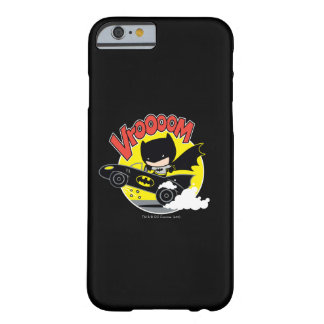 Chibi Batman In The Batmobile Barely There iPhone 6 Case