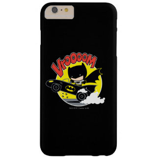 Chibi Batman In The Batmobile Barely There iPhone 6 Plus Case