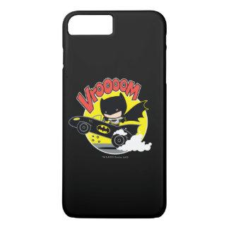 Chibi Batman In The Batmobile iPhone 8 Plus/7 Plus Case