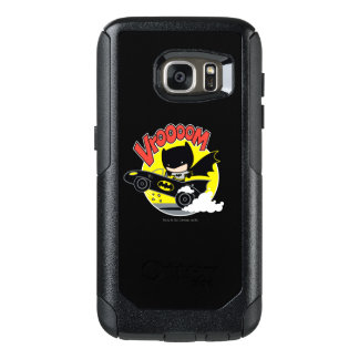 Chibi Batman In The Batmobile OtterBox Samsung Galaxy S7 Case