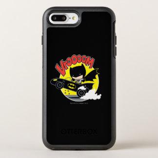 Chibi Batman In The Batmobile OtterBox Symmetry iPhone 8 Plus/7 Plus Case