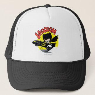 Chibi Batman In The Batmobile Trucker Hat