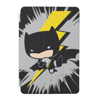 Chibi Batman Lightning Kick iPad Mini Cover