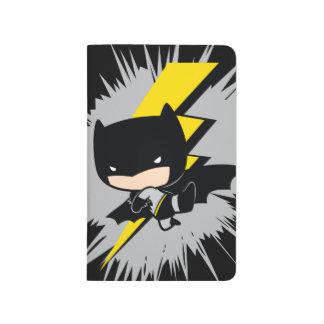 Chibi Batman Lightning Kick Journals