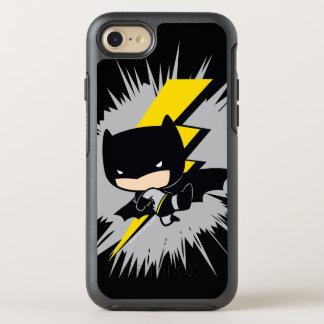 Chibi Batman Lightning Kick OtterBox Symmetry iPhone 8/7 Case