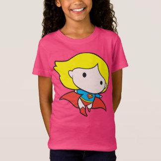 Chibi bilatéral Supergirl T-Shirt