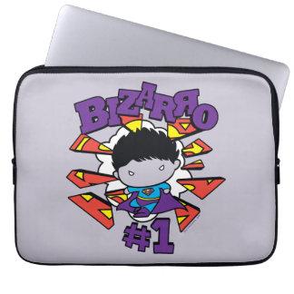 Chibi Bizarro #1 Laptop Computer Sleeves