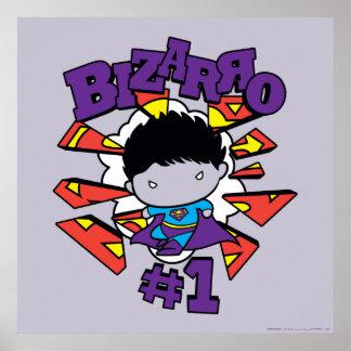 Chibi Bizarro #1 Poster