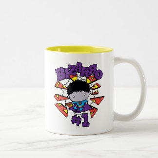 Chibi Bizarro #1 Two-Tone Coffee Mug