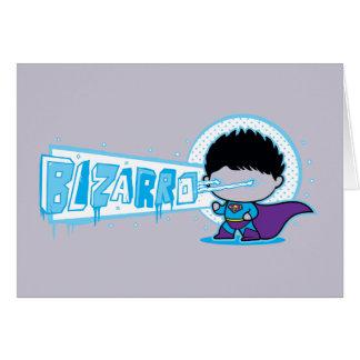 Chibi Bizarro Arctic Vision Card