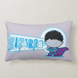 Chibi Bizarro Arctic Vision Lumbar Pillow