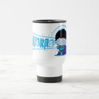 Chibi Bizarro Arctic Vision Travel Mug