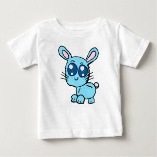 Chibi Blue Bunny Baby Shirt