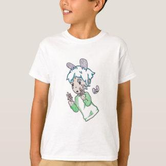 Chibi boy with a handful of pocky sticks T-Shirt