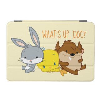 Chibi BUGS BUNNY™, TWEETY™, & TAZ™ iPad Mini Cover