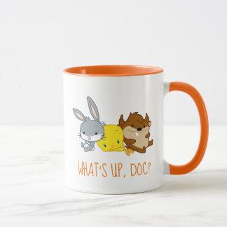 Chibi BUGS BUNNY™, TWEETY™, & TAZ™ Mug