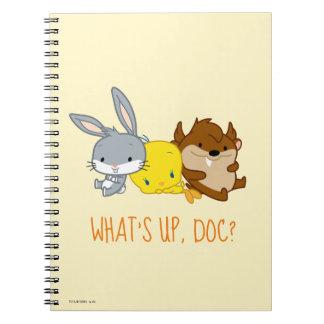 Chibi BUGS BUNNY™, TWEETY™, & TAZ™ Notebook