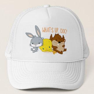 Chibi BUGS BUNNY™, TWEETY™, & TAZ™ Trucker Hat
