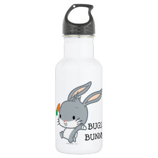 Chibi BUGS BUNNY™ With Carrot 532 Ml Water Bottle