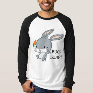 Chibi BUGS BUNNY™ With Carrot T-Shirt