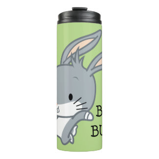 Chibi BUGS BUNNY™ With Carrot Thermal Tumbler