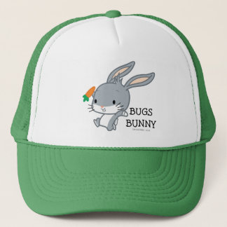 Chibi BUGS BUNNY™ With Carrot Trucker Hat