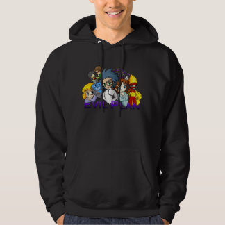 Chibi Cast Sweatshirt Black