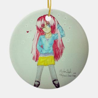 Chibi Casual Beauty Harumi Ornament