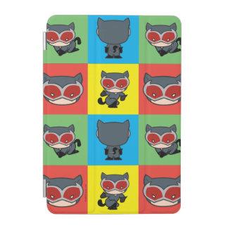 Chibi Catwoman Character Poses iPad Mini Cover
