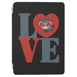 Chibi Catwoman LOVE iPad Air Cover