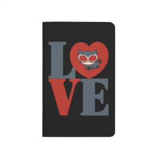 Chibi Catwoman LOVE Journal