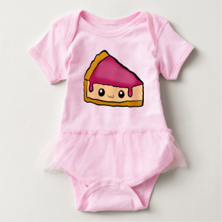 Chibi Cheesecake clothing Baby Bodysuit