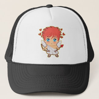 Chibi Cupid Trucker Hat