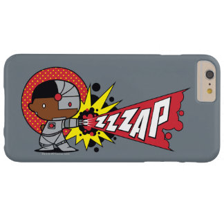 Chibi Cyborg's Cybernetic Cannon Barely There iPhone 6 Plus Case