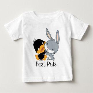 Chibi DAFFY DUCK™ & BUGS BUNNY™ Baby T-Shirt