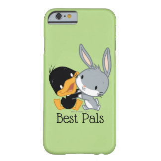 Chibi DAFFY DUCK™ & BUGS BUNNY™ Barely There iPhone 6 Case
